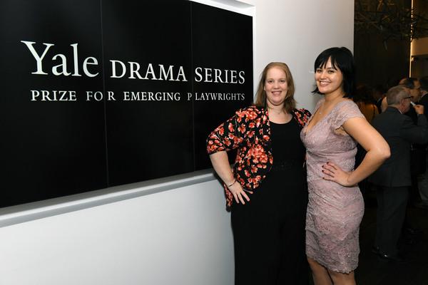 Morgan Gould and Leah Nanako Winkler