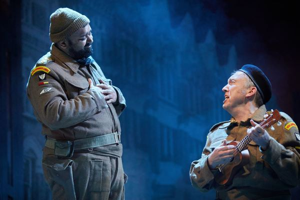 Photo Flash: First Look at Zadie Smith's WHITE TEETH at Kiln Theatre