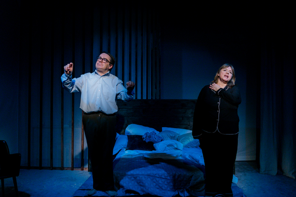 Photo Flash: Tabard Theatre Presents the UK Premiere of SEXY LAUNDRY