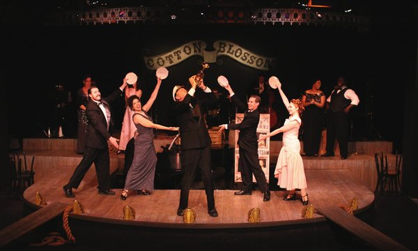 Photo Flash: Get A First Look At MTH Theater's SHOW BOAT