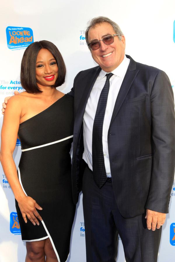 Monique Coleman & Kenny Ortega