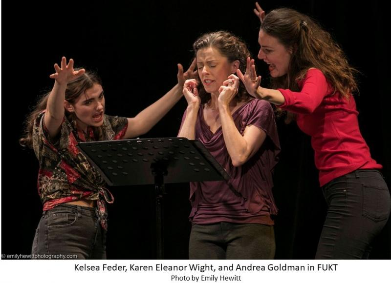 FUKT, A New Play About Women Telling, Moves To Dixon Place For One-Night-Only Event