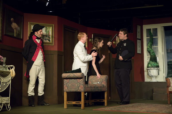 Photo Coverage: First look at Little Theatre Off Broadway's GRAMERCY GHOST