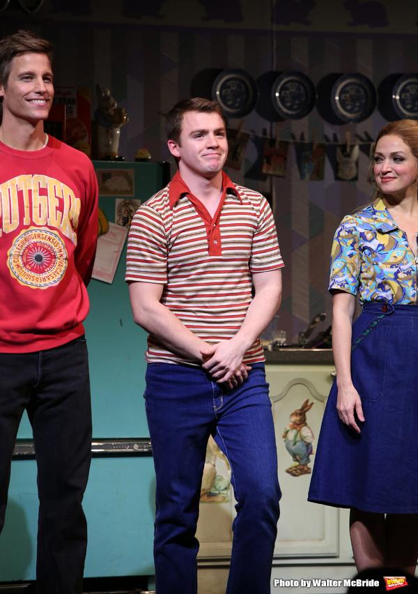 Ward Horton, Jack DiFalco and Roxanna Hope Radja  Photo
