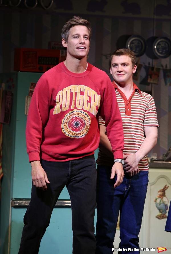 Ward Horton and Jack DiFalco  Photo