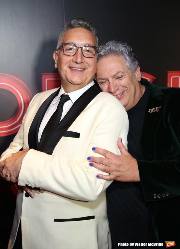 Moises Kaufman and Harvey Fierstein