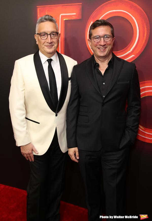 Moises Kaufman and Jeffrey LaHoste