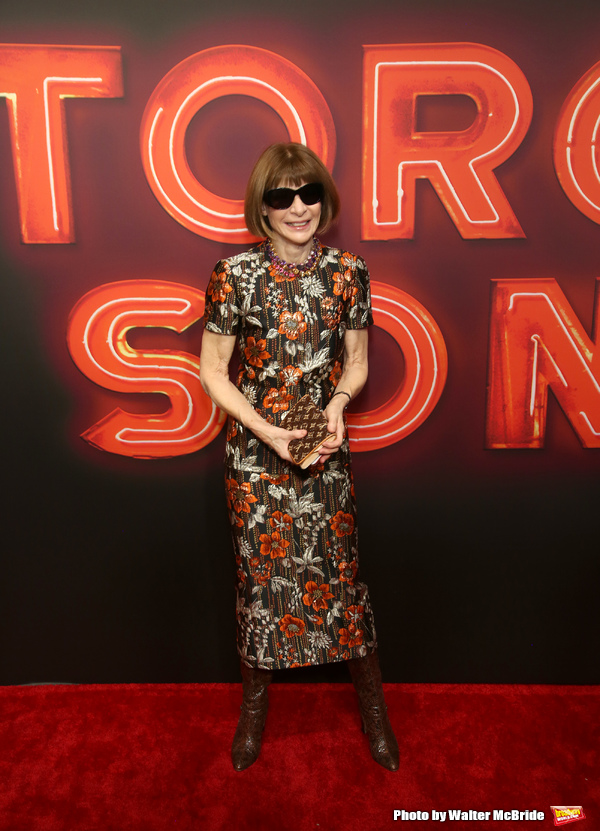 Photo Coverage: On the Red Carpet at Opening Night of TORCH SONG