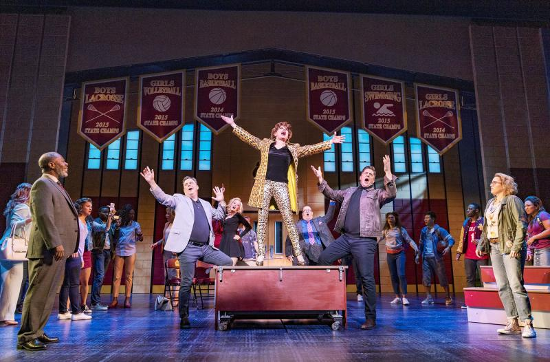 BWW Interview: THE PROM's Christopher Sieber Talks Saving a Town and Building a Prom