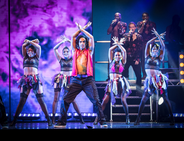 Photo Flash: WEST END BARES Raises Over £65,000 for Make A Difference Trust