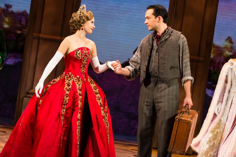 BWW Review:  ANASTASIA is a Sure Bet at Kennedy Center