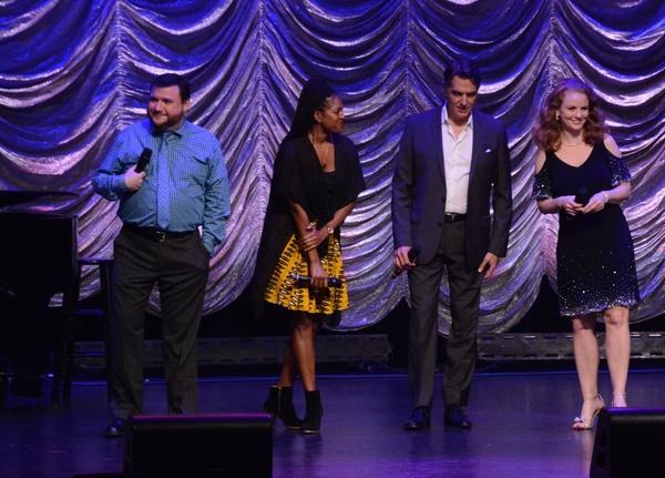 Todd Buonopane, Dan'yelle Williamson, Robert Cuccioli, Jennifer Hope Wills