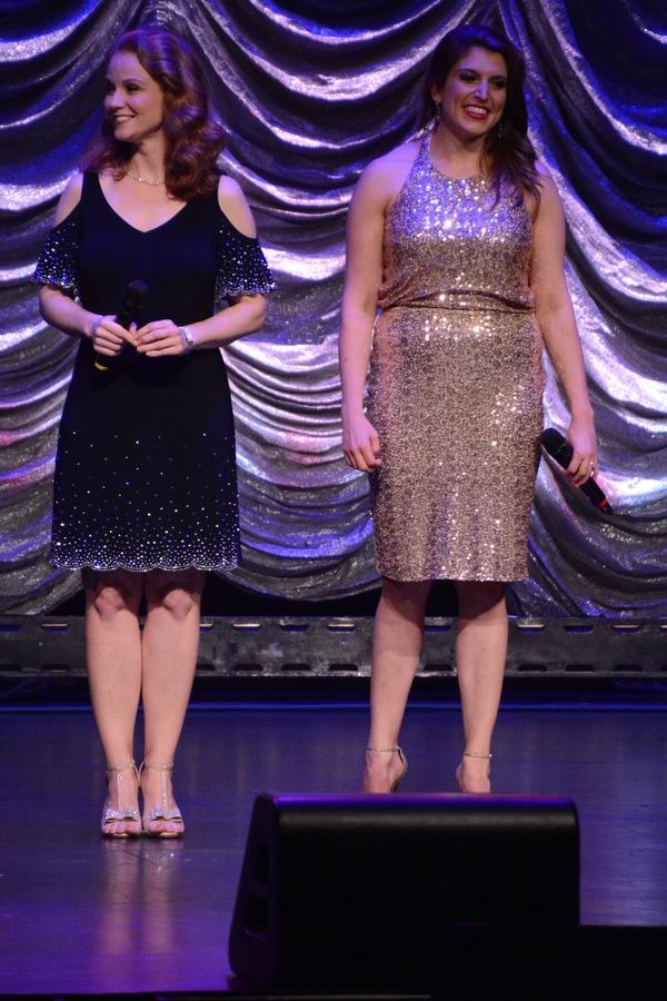 Jennifer Hope Wills and Janine DiVita