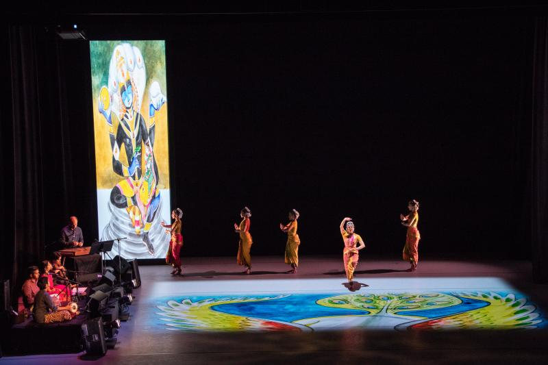 BWW Review: Ragamala Dance Company's WRITTEN IN WATER at the Kennedy Center