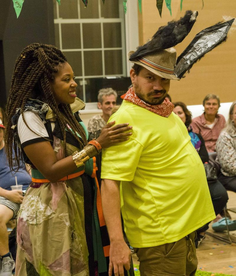 BWW Review: Mobile Unit's A MIDSUMMER NIGHT'S DREAM Parties On at The Public
