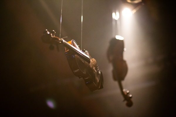 Photo Flash: First Look at A PUPIL at Park Theatre