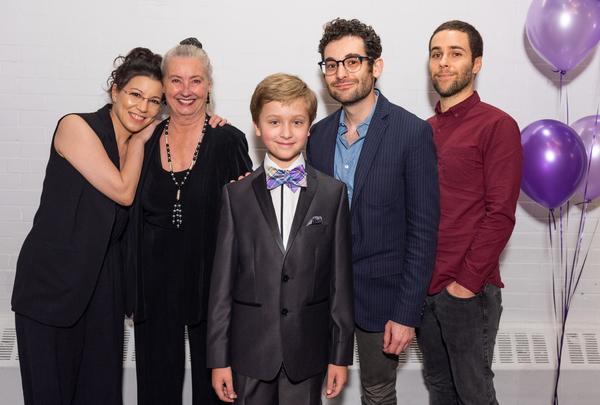 Deborah Abramson, Paulette Haupt, Finn Douglas, Noah Himmelstein, Daniel Zaitchick