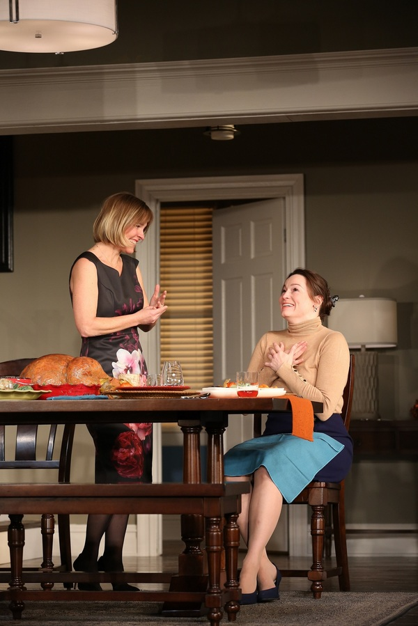 Photo Flash: First Look at Westport Country Playhouse's THOUSAND PINES