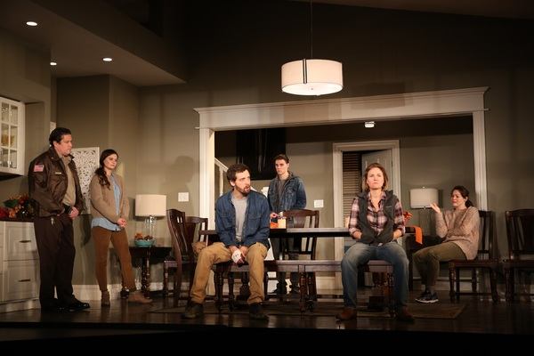 William Ragsdale, Katie Ailion, Joby Earle, Andrew Veenstra, Kelly McAndrew, and Anne Bates