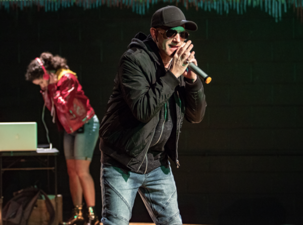 Photo Flash: First Look At The Rhode Island Premiere Of HYPE MAN At Wilbury Group