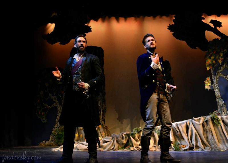BWW REVIEW: Ritz Theatre's INTO THE WOODS…Charms
