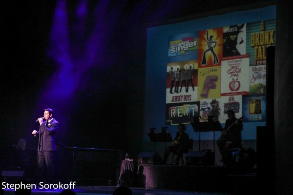 Photo Coverage: Jan McArt Brings 15 Broadway Hit Shows to Live at Lynn Theatre Last Night