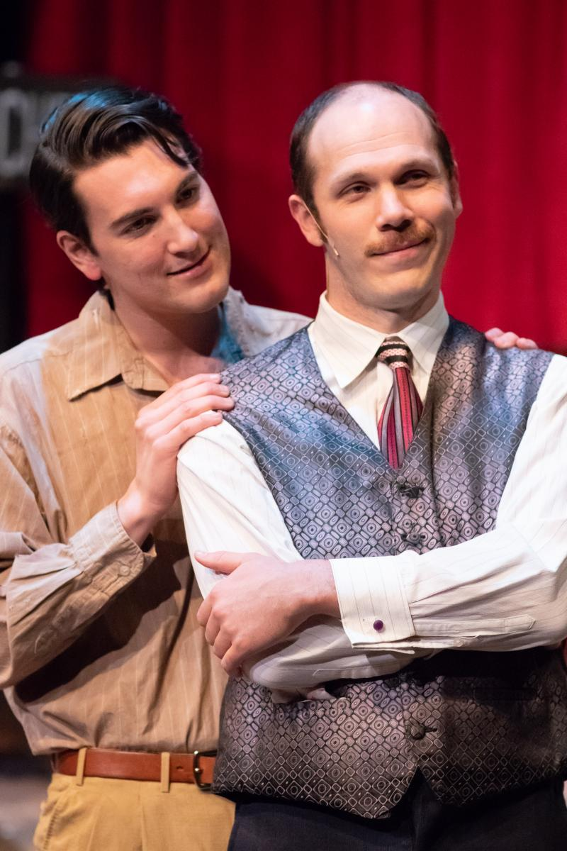 BWW Review: THE NANCE at Spinning Tree Theatre