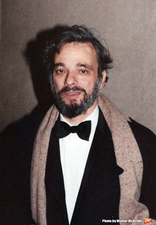 Photo Throwback: Stephen Sondheim at WEST SIDE STORY in 1980