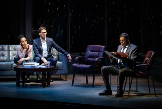 BWW Review:  Kerry Washington and Steven Pasquale Are Parents of a Missing Black Teen in AMERICAN SON