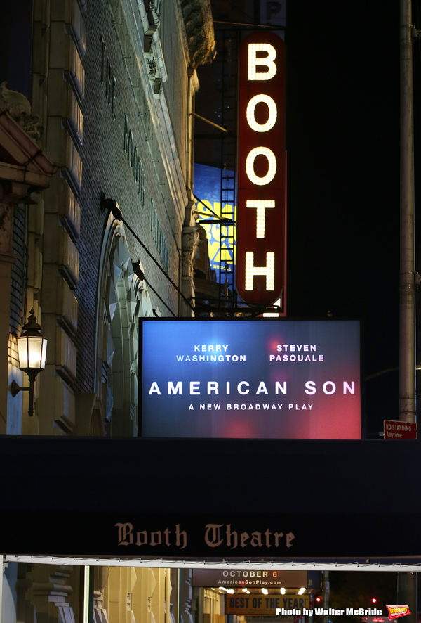 Photo Coverage: The Cast of AMERICAN SON Takes Opening Night Bows