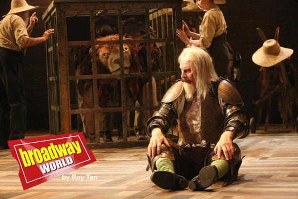 Photos: Royal Shakespeare Presents DON QUIXOTE