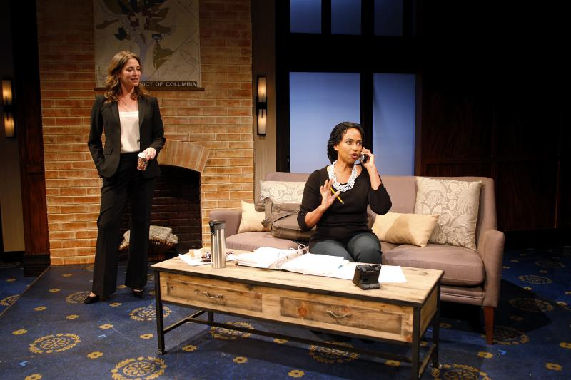 BWW Review: Political Play KINGS at South Coast Rep Exposes the Influence of Lobbyists