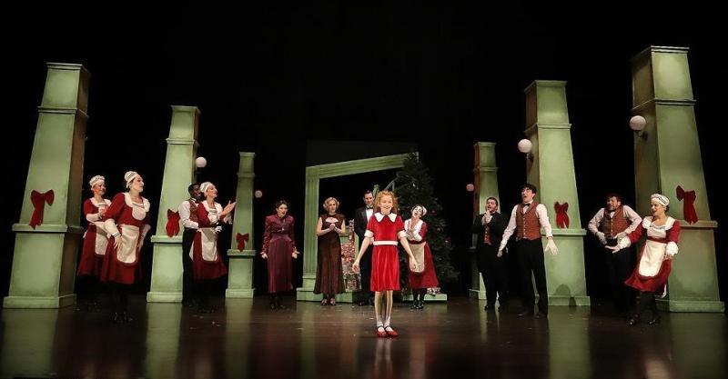 Annie on Stage