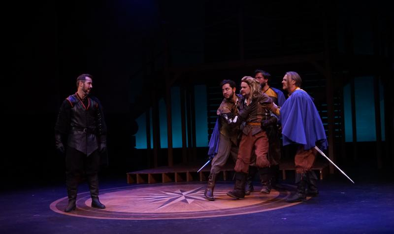BWW Review: THE THREE MUSKETEERS at Shea's 710 Theatre
