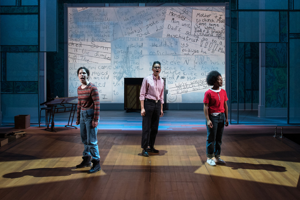 Photo Flash: First Look at Karen Olivo & Company in Forward Theater Company's FUN HOME