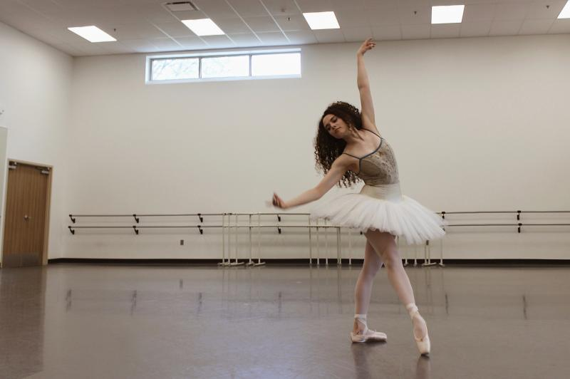 This Dancer's Life: NB2's MOLLY YEO