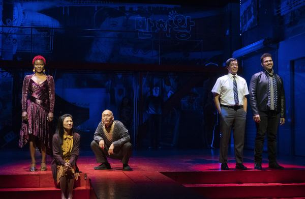 Photo Flash: First Look at The Public's WILD GOOSE DREAMS