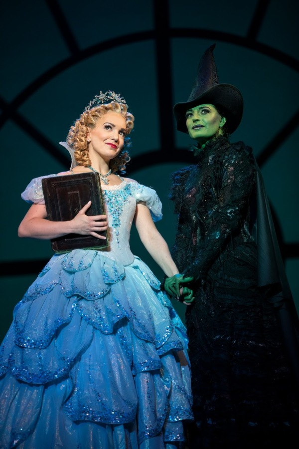 Photo Flash: Dive Into Oz with New Shots from WICKED on Tour!