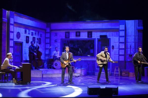Photo Flash: Georgia Ensemble Theatre Remounts MILLION DOLLAR QUARTET