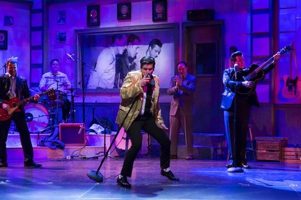 Photos: Georgia Ensemble Theatre Remounts MILLION DOLLAR QUARTET