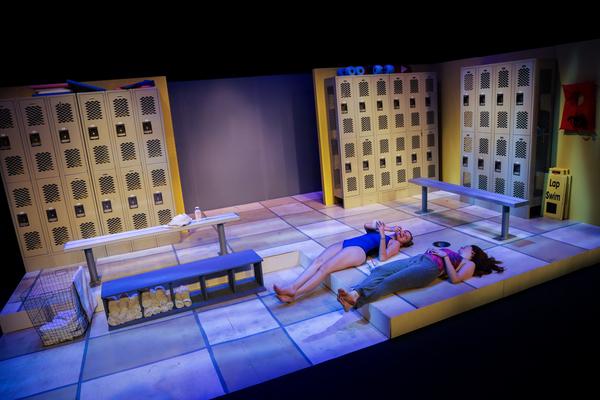 Photo Flash: Atlanta Theatre ClubSoutheastern Premiere ofDRY LAND