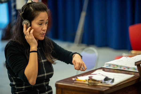 Photos: Exclusive! Look Inside Rehearsals of Prospect Theater Company's THE HELLO GIRLS