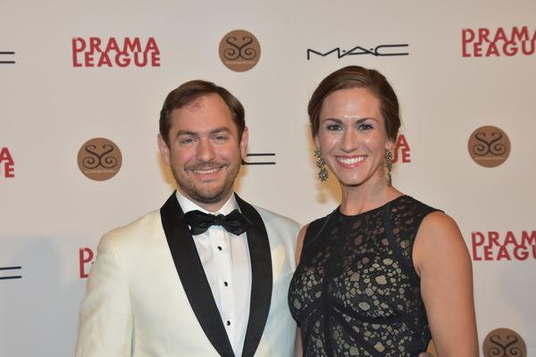 West Hyler (Gala Director) and Lyndi Hyler
