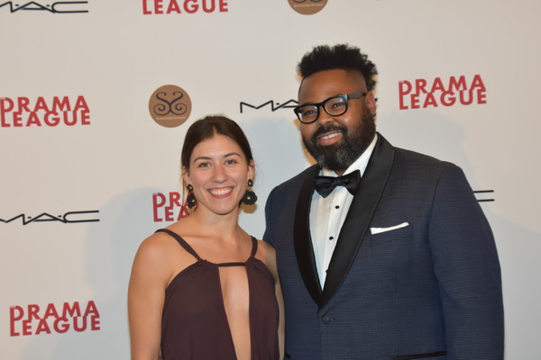 Alessandra Marcon and Travis LaMont Ballenger (Associate Producer)