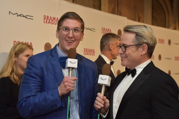 Photo Coverage: The 2018 Drama League Gala Honors Nathan Lane
