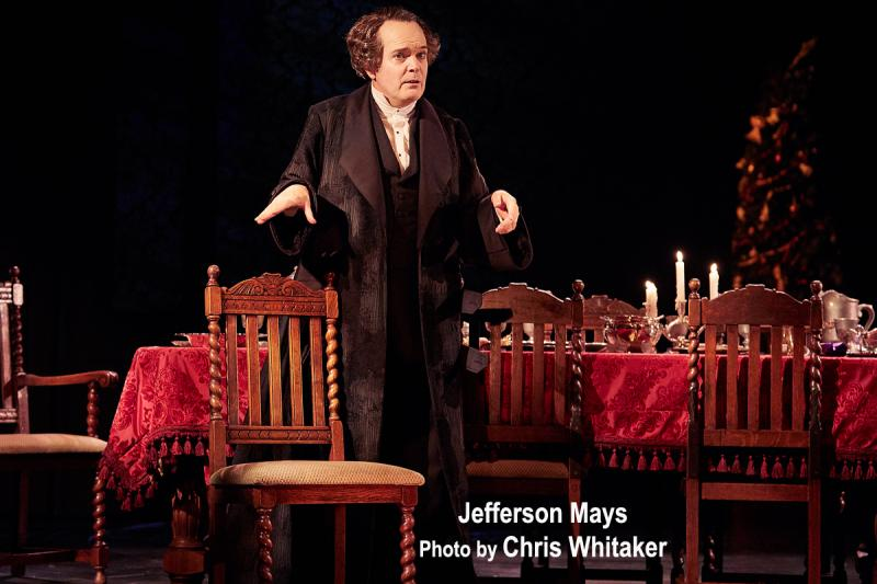 BWW Interview: Jefferson Mays On Always Looking For the Next Terror, Wonder & Joy of His Profession