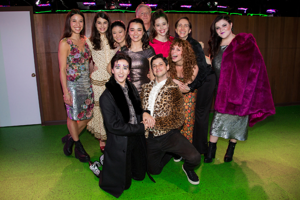 Photo Coverage: Inside Opening Night of Roundabout's USUAL GIRLS