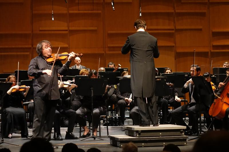 BWW Review: Mendelssohn's ITALIAN SYMPHONY Upstaged by Epic Paganini Concerto