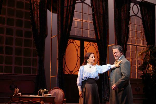 Photo Flash:: Get A First Look At Opera Colorado's LA TRAVIATA