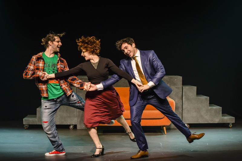 BWW Review: TICK, TICK... BOOM! the Autobiographical Musical of RENT's Composer Opens in Sao Paulo